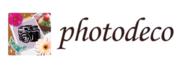 photodeco ロゴ
