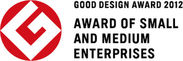『Good Dsign Award』ロゴ