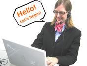 オンライン英会話レッスン風景