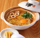 鍋焼きラーメン(1)