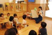 乳幼児コース活動の様子