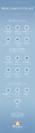 「Zendesk」2012年インフォグラフィック