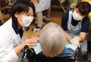 歯科訪問診療の様子
