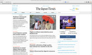 New「The Japan Times ONLINE」