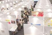 リキテックス アートプライズ 2012会場風景