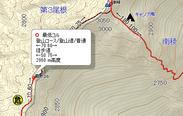 登山時やプランニングに役立つコースタイム(所要時間)情報を新たに収録