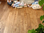 traditional wood flooring