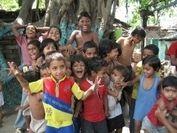 インド コルカタの子どもたち