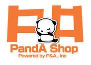 PandA Shopロゴ