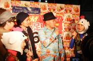 イベントの様子(かりゆし58)
