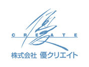 株式会社優クリエイトのロゴ