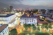 ベトナムホーチミン市の街並み2