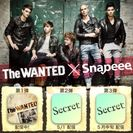 The WANTED×『Snapeee』