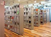 ニューヨークのライブラリー