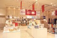昨年9月開催時「カタログハウスの店」大丸福岡天神店の様子