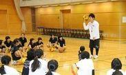 スクールの練習風景(2)