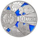 10ユーロ銀貨