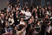 2012年5月に開催した『CDA会員1万人達成記念大会』の様子(2)