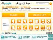 病院の実力アプリイメージ1
