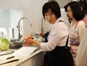 調理の様子1