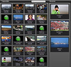 TVU Grid Multiviewer