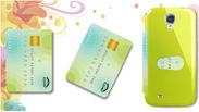 GALAXY S4 カード1