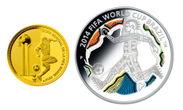 パラグアイ金貨・オーストラリア銀貨