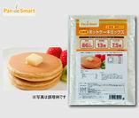 ふすまパンケーキ(低糖質)