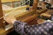 世界でもほとんどない手織り