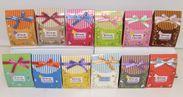 『Melange Chocolat』パーケージ12種写真