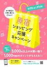 原宿ショッピング応援キャンペーン