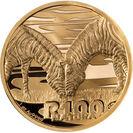 100ランド金貨