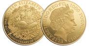 1キロ金貨
