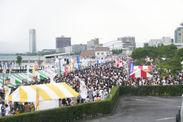 滋賀県最大グルメイベント 全体