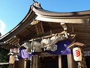 良縁を願う女性に人気の八重垣神社