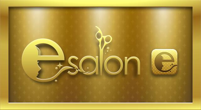 髪型シミュレーションアプリ「esalon」
