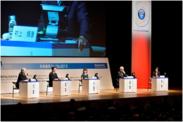 「NRI未来創発フォーラム2012(昨年開催)」の様子(1)