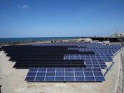 検証用太陽光発電所