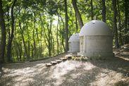 ペット霊園杜のドーム
