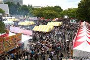 ベトナムフェスティバル2012の様子(1)