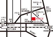 渋谷駅、原宿駅より徒歩7分の神南エリアにオープン