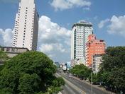 ヤンゴンの中心部1