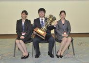 平成25年度SCRP大会上位入賞者
