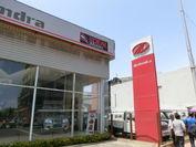 提携自動車ディーラー店舗(コロンボ市内)