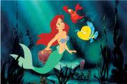「リトル・マーメイド」 テレビアニメーションシリーズ (C)Disney