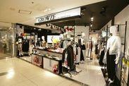 『GROWZE』 渋谷109店 外観写真
