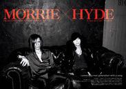 MORRIE×HIDE