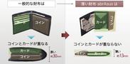 『薄い財布 abrAsus』2
