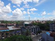 SATTミャンマー支社からの眺望