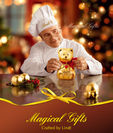 クリスマステーマ『Magical Gifts Crafted by Lindt』